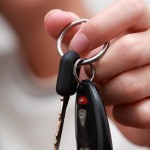 Give your car keys to a friend. Don't drive while impaired.