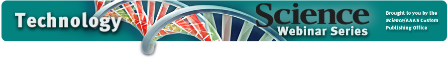 Science Technology Webinar Series