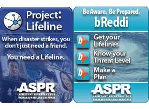 ASPR lifeline apps