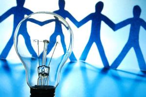 Light Bulb - Social Media