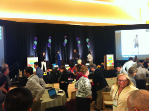 Image of the 2012 Mobile Health Conference
