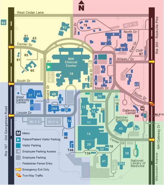 Evacuation Zone Map