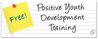 Free Positive Youth Development Training
