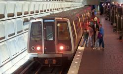 Washington, DC's Metro system is one of the cleanest and most easy to navigate in the world. Visitors can use the system to get to almost any destination in the city.