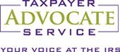Taxpayer Advocate logo