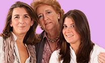 Talk with a Doctor if Breast or Ovarian Cancer Runs in Your Family