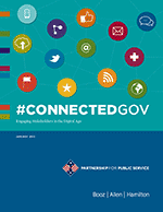 #ConnectedGov: Engaging Stakeholders in the Digital Age