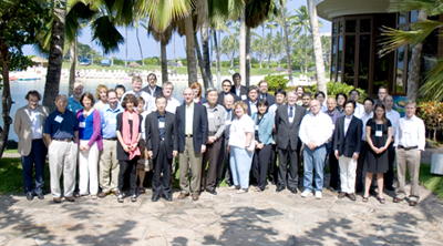 GAP-JAPAN Investigators, Hawaii 2010
