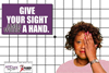 Macular Degeneration Partnership Launches 'Give Your Sight a Hand'