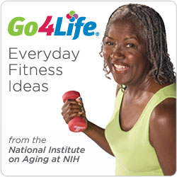 Everyday Fitness Ideas Badge