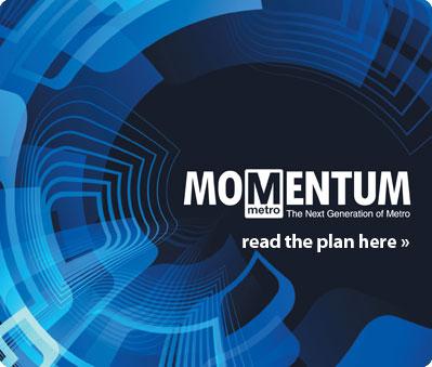 Momentum - the next generation of Metro