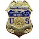 Criminal Investigation Badge