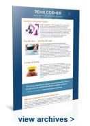 Penn Corner - an FTC monthly enewsletter
