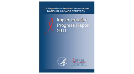 2011 National HIV/AIDS Strategy Progress Report