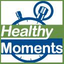 Healthy Moments logo