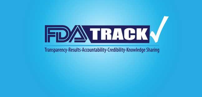 FDA TRACK Logo