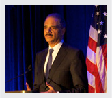 The Honorable Eric Holder, Jr., Attorney General of the United States, U.S. Depa