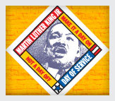 Martin Luther King, Hr. poster