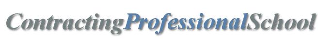 Contracting Professional School