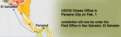 Panama Ofice Closes Feb 1