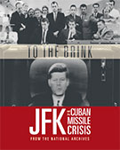 Book cover: To the Brink: JFK and the Cuban Missile Crisis