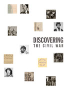 Book cover: Discovering the Civil War