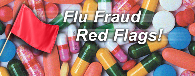 Beware of Fraudulent Flu Products - feature