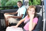 Children in seatbelts