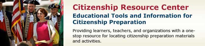Citizenship Resource Center
