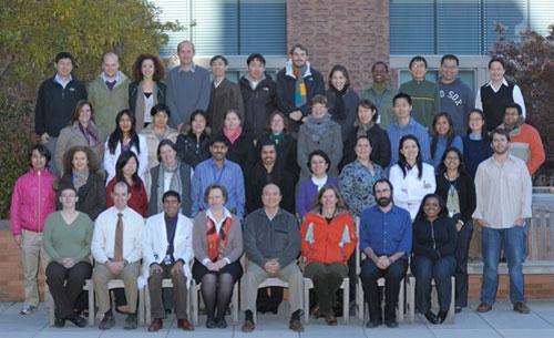 NIDDK Liver Diseases Branch Staff Photo