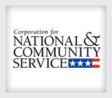 Cooperation for National and community service logo