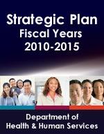 2010 - 2015 Strategic Plan cover image