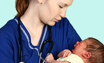Talk with Your Doctor about Newborn Screening