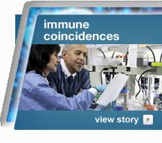 Immune Coincidences