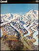 Denali: Denali National Park and Preserve / Alaska (Poster).