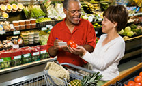 Heart Healthy Foods: Shopping list