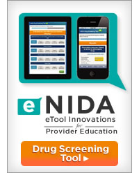 eNIDA. eTool Innovations for Provider Education. Drug Screening Tool