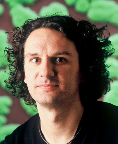 Headshot of Tom Misteli