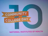 Community College Day Cover