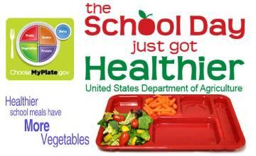 Healthier schoolday