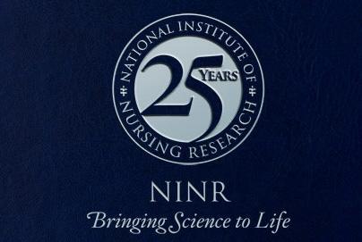 NINR History Book cover