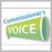 Logo for Commissioner's Voice