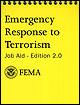 Emergency Response to Terrorism Aid: Job Aid.