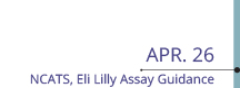 Apr 26: NCATS, Eli Lilly Assay Guidance Manual featured as supportive of White House National Bioeconomy Blueprint