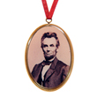 N-20-4173 - Abraham Lincoln Ornament