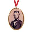 N-20-4173 - Abraham Lincoln Ornament