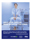 Picture of Patient-Physician Conversation Poster (11x14)