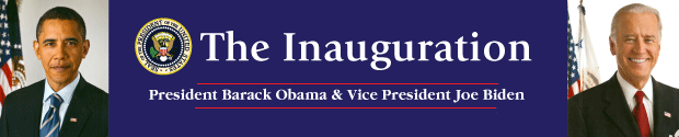 Inauguration 2013 Special Collection