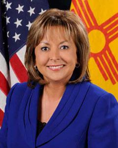 Picture of Governor Susana Martinez