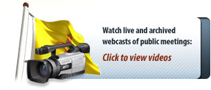 Click here to view live webcasting of the legislature.